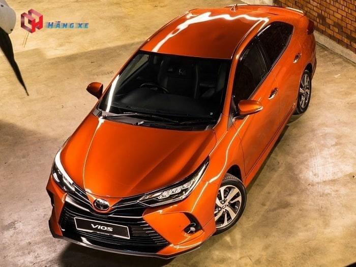 Xe Toyota Vios 2021 mới